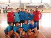 Las cadetes de fútbol sala del