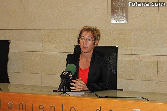 Rueda de prensa valoración Pleno abril 2013. Grupo Municipal Socialista, Foto 1