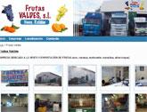 Frutas Valdés ya dispone de página web, creada con Superweb