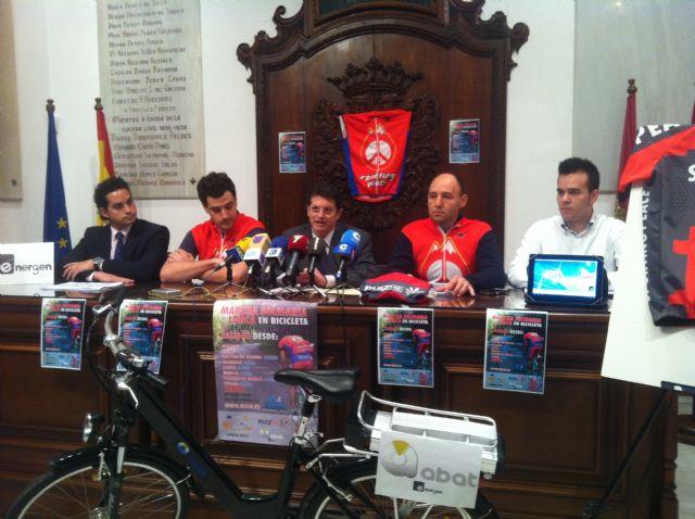 Unos 300 ciclistas participarán el sábado 11 en la Marcha Solidaria en Bicicleta por Lorca, Foto 1