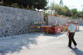 Servicios acomete diversas mejoras en el barrio del Salitre