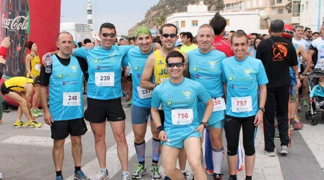 Termina el mes de Abril y lo hace con una intensa actividad de carreras por parte de los atletas del Club Atletismo Totana, Foto 1