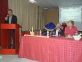 Acto de entrega del Diploma de Bachiller de Honor del IES Juan de la Cierva a Joaquín, el de las Cabañuelas - 1