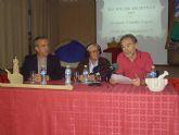 Acto de entrega del Diploma de Bachiller de Honor del IES Juan de la Cierva a Joaquín, el de las Cabañuelas - 2