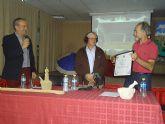 Acto de entrega del Diploma de Bachiller de Honor del IES Juan de la Cierva a Joaquín, el de las Cabañuelas - 5