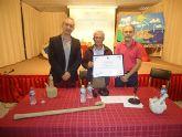 Acto de entrega del Diploma de Bachiller de Honor del IES Juan de la Cierva a Joaquín, el de las Cabañuelas - 7