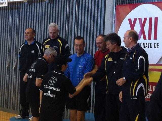 XXII Campeonato de España de veteranos, Foto 2