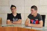 Se realiza una recepci�n institucional a los alumnos ingleses que est�n participando en un intercambio con estudiantes del IES Prado Mayor - 8