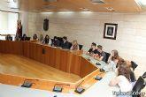 Se realiza una recepción institucional a los alumnos ingleses que están participando en un intercambio con estudiantes del IES Prado Mayor - 9