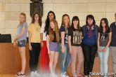 Se realiza una recepción institucional a los alumnos ingleses que están participando en un intercambio con estudiantes del IES Prado Mayor - 11