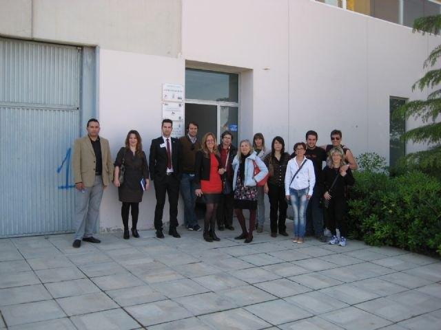 Organizan una jornada de puertas abiertas para dar a conocer el Vivero de Empresas que se está poniendo en marcha para nuevos emprendedores, Foto 1