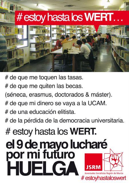 JST exige la retirada inmediata de la Ley Wert por atentar contra la equidad educativa, Foto 2