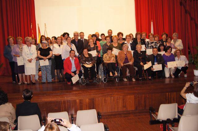 Más de 60 voluntarios y varias empresas colaboradoras reciben un reconocimiento en el acto conmemorativo del 25 aniversario de la asociación Salus Infirmorum, Foto 2