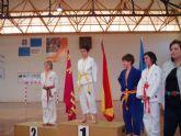 Francisco Javier Paños se alza como campeón regional benjamín de judo en -34 kg