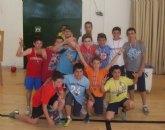Mañana se entregan los trofeos de la fase local de Deporte Escolar de futbol sala, baloncesto, balonmano y voleibol