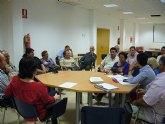 Autoridades municipales se reúnen con la Asociación de Vecinos de Lébor