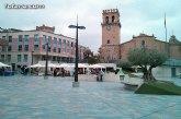 La Plaza de la Balsa Vieja acogió el pasado domingo la iniciativa Tu comercio en la Plaza