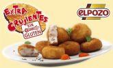 ELPOZO Alimentaci�n lanza al mercado una innovadora gama de empanados extracrujientes sin gluten