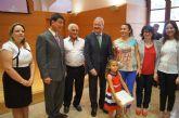 La alumna del colegio Luis Pérez Rueda, Julia Márquez, gana el concurso de dibujo Mi pueblo Europa