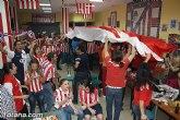 La Peña Atlético de Madrid de Totana organiza una jornada de puertas abiertas con motivo de la Final de la Copa del Rey
