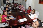 Alumnos del C.P. Virgen del Rosario, concejales por un d�a