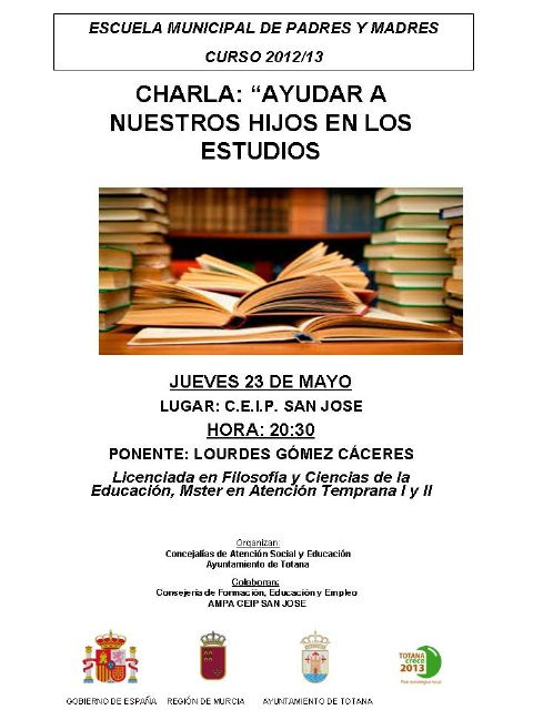 "Municipal School Parents held the talk ""Helping children in the studies"", Foto 1"