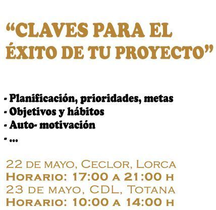 """Today in the CLD the training day """"Keys to the success of your project"""", Foto 1"""