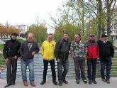 Un grupo de moteros del Custom Totana realizaron un viaje a Burgos, Bilbao y Segovia - 1