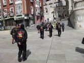 Un grupo de moteros del Custom Totana realizaron un viaje a Burgos, Bilbao y Segovia - 2