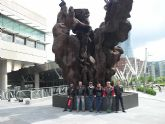 Un grupo de moteros del Custom Totana realizaron un viaje a Burgos, Bilbao y Segovia - 3