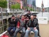 Un grupo de moteros del Custom Totana realizaron un viaje a Burgos, Bilbao y Segovia - 4