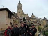 Un grupo de moteros del Custom Totana realizaron un viaje a Burgos, Bilbao y Segovia - 6