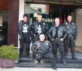 Un grupo de moteros del Custom Totana realizaron un viaje a Burgos, Bilbao y Segovia - 14