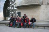 Un grupo de moteros del Custom Totana realizaron un viaje a Burgos, Bilbao y Segovia - 22