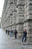 Un grupo de moteros del Custom Totana realizaron un viaje a Burgos, Bilbao y Segovia - 25