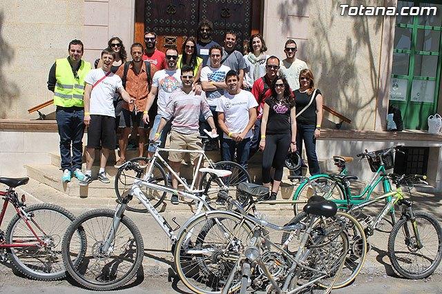 1º Aperibici, Ruta Cultural y Gastronómica en bicicleta por Totana, Foto 1