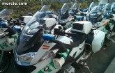 Las distracciones al volante originaron el 26% de los accidentes con víctimas en carreteras de la Región de Murcia en 2012