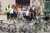 1º Aperibici, Ruta Cultural y Gastronómica en bicicleta por Totana