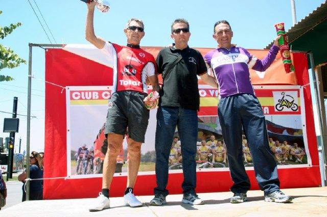 Martín consigue podium en Churra tras una gran actuacion del equipo CC Santa Eulalia Bike-Planet, Foto 1