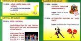 Las fiestas del Centro Municipal de Personas Mayores de Totana se celebran esta semana, del 5 al 10 de junio