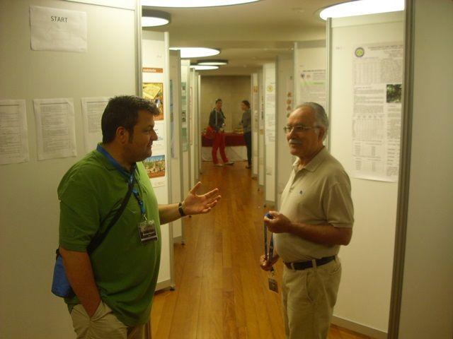 El investigador totanero Pedro Martínez Gómez participó en la Organización del Congreso Mundial de Almendro y Pistacho como Secretario Científico, Foto 2