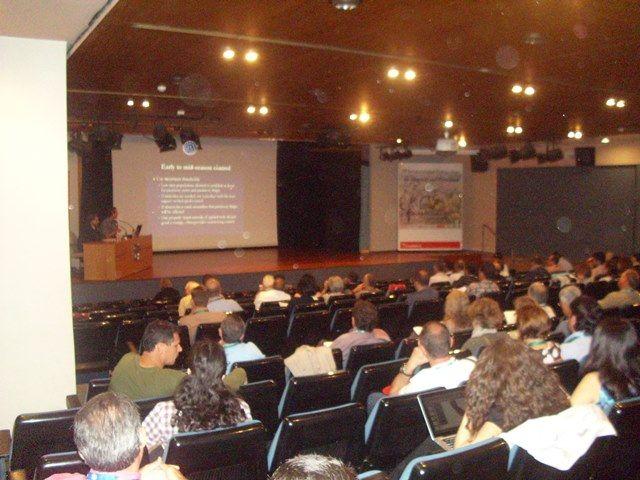 El investigador totanero Pedro Martínez Gómez participó en la Organización del Congreso Mundial de Almendro y Pistacho como Secretario Científico, Foto 3