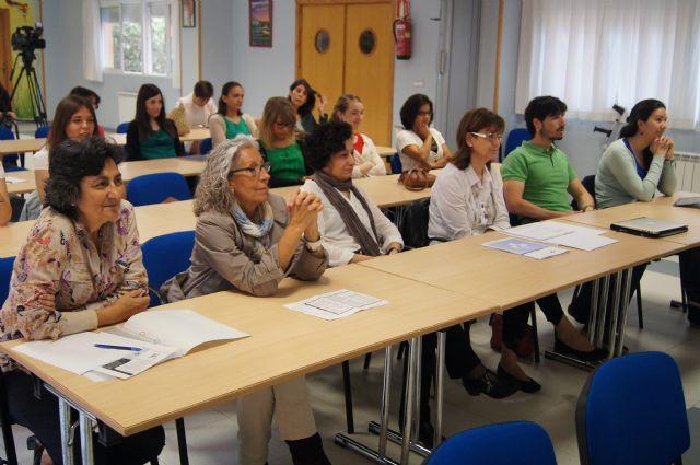 Totana acoge desde hoy el V Curso Internacional de Formación Continuada en Hemofilia, Foto 2