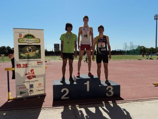 Lluvia de medallas para los clubes de atletismo y taekwondo, Foto 1