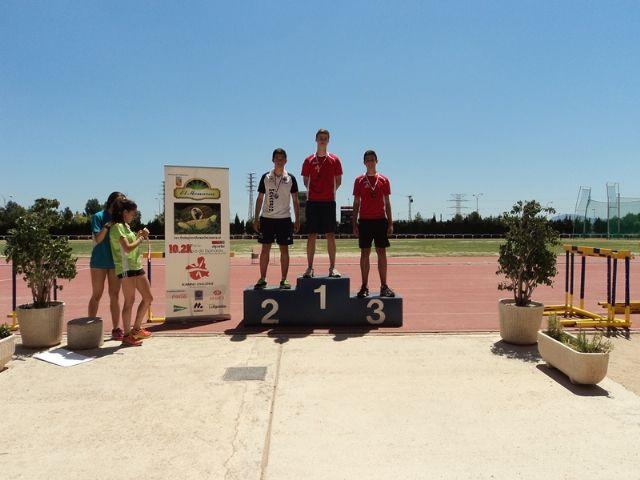 Lluvia de medallas para los clubes de atletismo y taekwondo, Foto 3