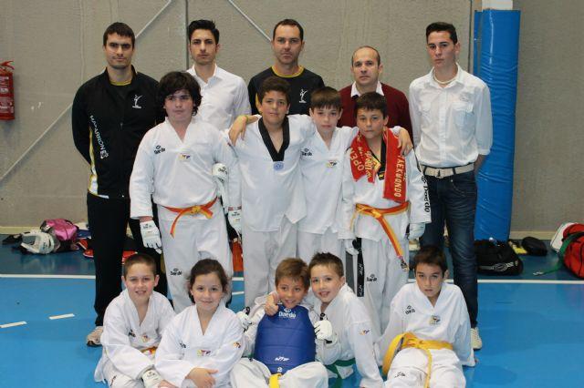 Lluvia de medallas para los clubes de atletismo y taekwondo, Foto 5