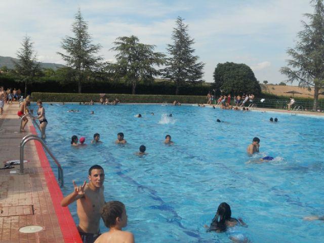 La concejalía de Deportes informa de que las piscinas de la temporada del verano se abren el próximo sábado, día 8 de junio, Foto 1