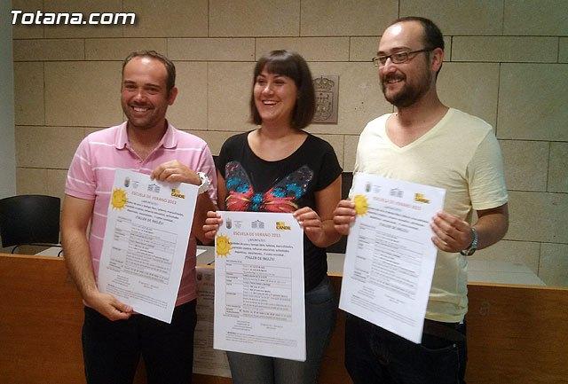 El Colectivo para la Promoción Social El Candil y la Concejalía de Juventud abren el plazo de inscripción para las Escuelas de Verano, Foto 1
