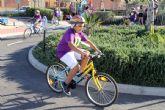 El Parque Infantil de Tr�fico acoge el campeonato local que gana Pedro Gonz�lez