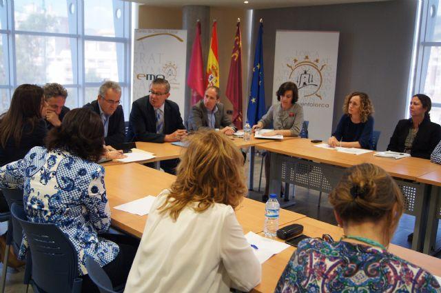 La Comisión Comarcal de Empleo del Guadalentín se reúne para coordinar políticas de empleo, Foto 1
